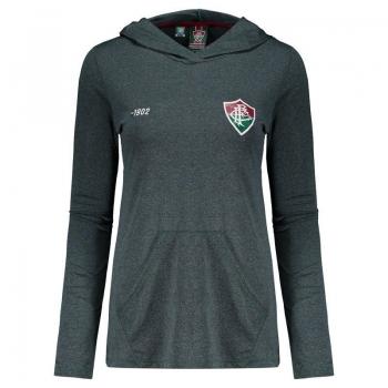 Fluminense Velve Women Long Sleeves Shirt
