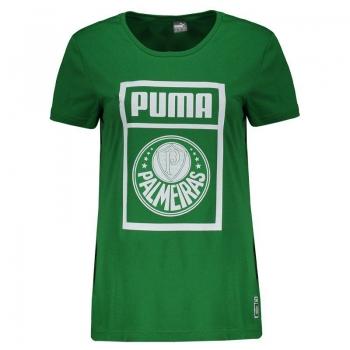 Puma Palmeiras Graphic Women T-Shirt