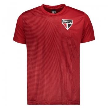São Paulo Cyber Red T-Shirt