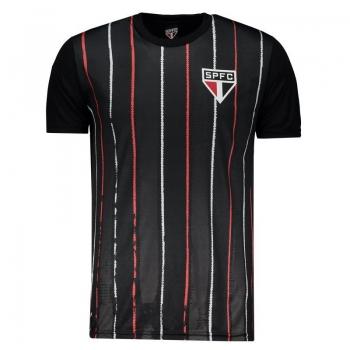 São Paulo Deep Motion Black T-Shirt