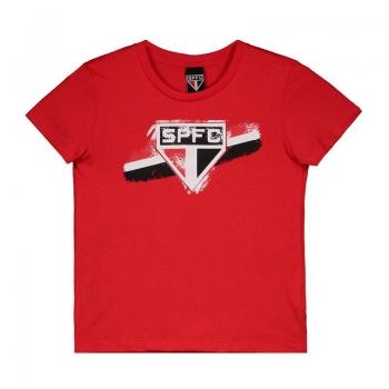 São Paulo Watercolor Kids T-Shirt