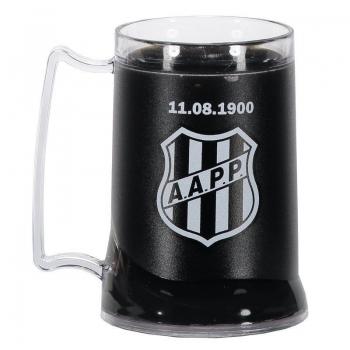 Ponte Preta Black Freezer Mug