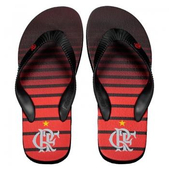 Flamengo Striped Flip Flops