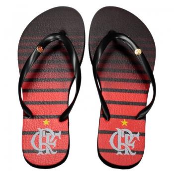 Flamengo Striped Women Flip Flops