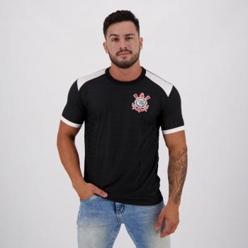 Corinthians Jacq Air Black Shirt
