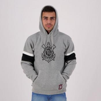 Corinthians Mix Gray Hoodie
