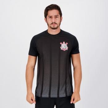 Corinthians Pereira Black T-Shirt