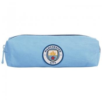 Manchester City Badge Pencil Case