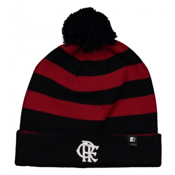 Starter Flamengo Black and Red Beanie