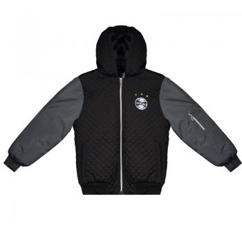 Grêmio Kids Gray Jacket