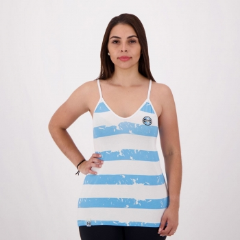 Grêmio Tie Die Women Sleeveless Shirt
