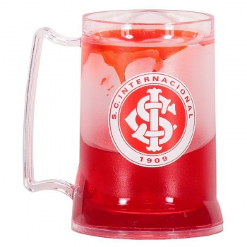 Internacional Badge Freezer Mug