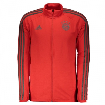 Adidas Bayern Red Jacket