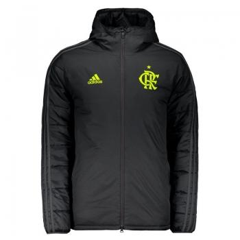 Adidas Flamengo Gray 2019 Jacket