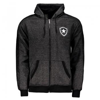 Botafogo Nylon Matelassê Black Jacket