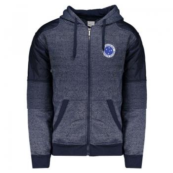 Cruzeiro Nylon Navy Blue Jacket