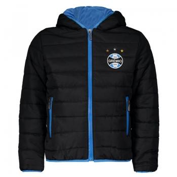 Grêmio Kids Black Jacket