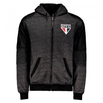 São Paulo Nylon West Black Jacket