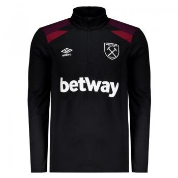Umbro West Ham Training 2018 Long Sleeves Jersey