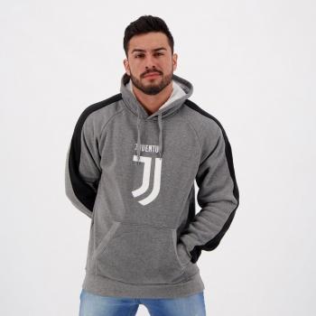 Juventus Gray Blend Hoodie