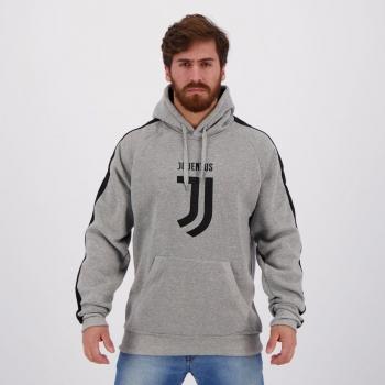Juventus Gray Hoodie