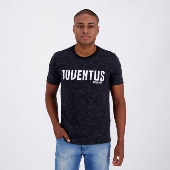 Juventus Jet Black T-Shirt