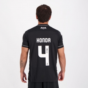 Kappa Botafogo Away 2019 Jersey 4 Honda