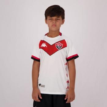 Kappa Vitória Away 2019 Kids Jersey