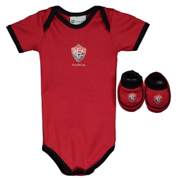 Vitória Red Baby Kit