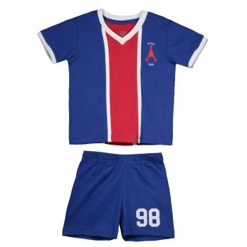 Paris Saint-Germain Retro 1998 Kids Kit