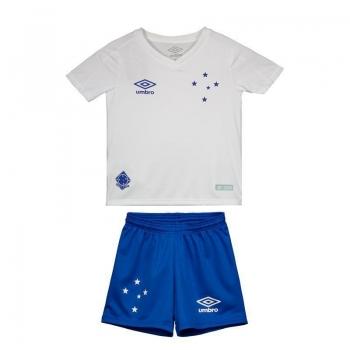 Umbro Cruzeiro Away 2019 Kids Kit