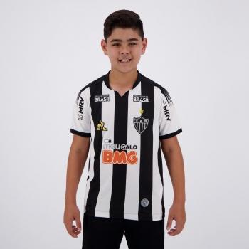 Le Coq Sportif Atlético Mineiro Home 2019 Kids Jersey