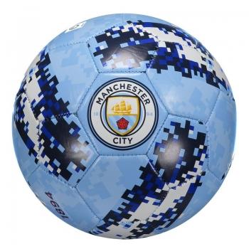 Manchester City Citizen Blue Soccer Ball
