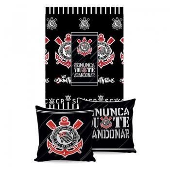 Jolitex Corinthians Blanket Pillow