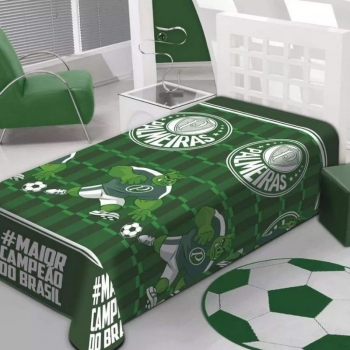 Jolitex Palmeiras Soft Blanket