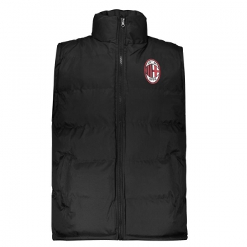 Milan Padding Black Vest