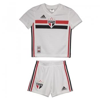 Adidas São Paulo Home 2019 Kids Kit