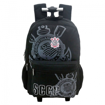Corinthians SCCP Backpack with Wheels