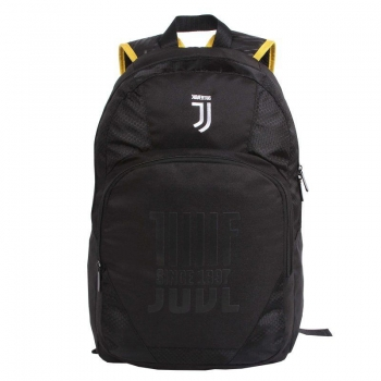 Juventus Black and Yellow Backpack