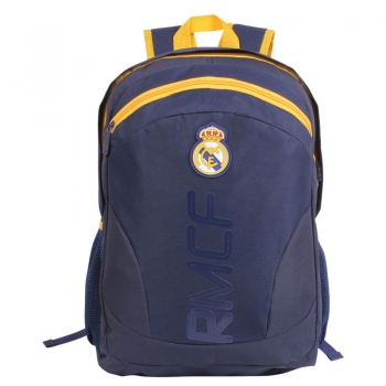 Real Madrid Navy Blue Backpack