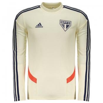 Adidas São Paulo 2019 Training Long Sleeves Jersey