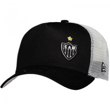 New Era Atlético Mineiro 940 Trucker Soccer Cap