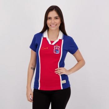 Paraná Clube Retro 1997 Women Polo Shirt