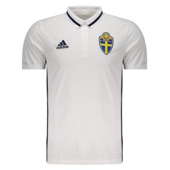 Adidas Sweden 2017 Polo Shirt