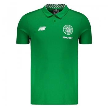 New Balance Celtic 2018 Polo Shirt
