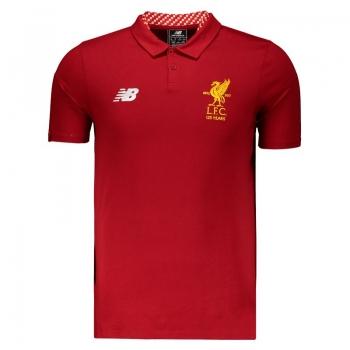 New Balance Liverpool 2018 Polo Shirt