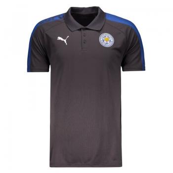 Puma Leicester Gray Polo Shirt