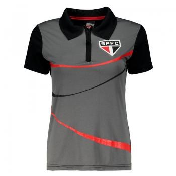 São Paulo Diamond Women Polo Shirt