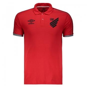 Umbro Athletico Paranaense CT 2019 Polo Shirt