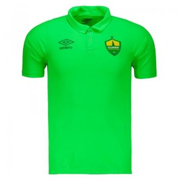 Umbro Cuiabá Travel 2016 Green Polo Shirt